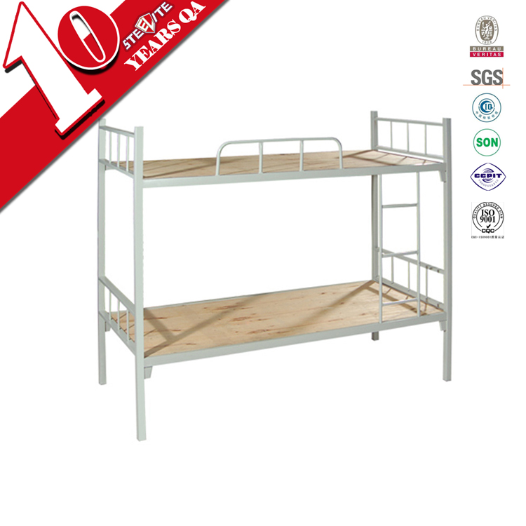 Steel Double Decker Beds : ... Steel Double Decker Bed For Hostel,Iron Or Steel Double Decker Bed