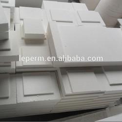 High temperature ceramic fiber insulation light weight fire resistant board