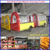 2015 New mobile food truck/mobile food trailer/mobile food van