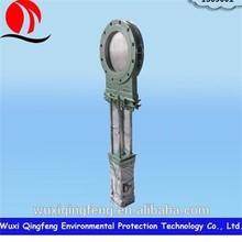 flat gate valve dimension