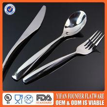 Stainless steel cutlery set International german flatware