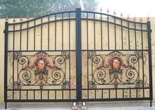 indian beautiful modern house entrance main iron gate designs