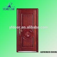 interior iron gates/armored room doors/acrylic hotel room door signs