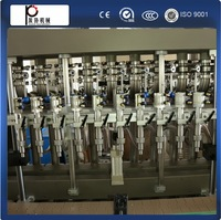 customized automatic liquid soap liquid detergent bottle filling machine