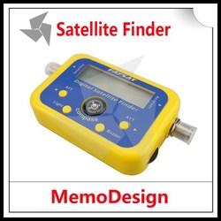 digital satellite finder meter SF-9501 Digital Satellite Signal Finder 95 digital tv signal finder