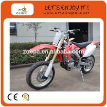dirt bike electric start motor, Single-cylinder, 4-stroke