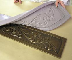 Professional manufacturer RTV-2 Silicones Rubber for Plaster Decoration Molding