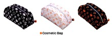 Wholesale promotion thicken pvc waterproof high-capacity cosmetic bags