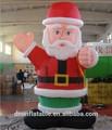 2014 mini navidad inflable papá noel decoración