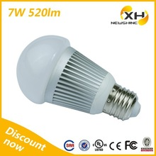 New Style High Power Led Bulb Cheap Price SMD5630 A60 E27 Base 10w