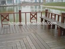 High Quality Floor 100% Waterproof WPC Flooring No Laminate No Glue No Layer