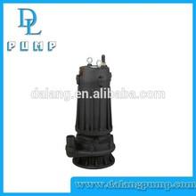 Wq bombas de aguas residuales bomba sumergible zexel de la bomba de inyección