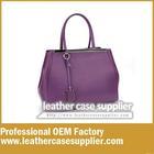 Factory leather handbag