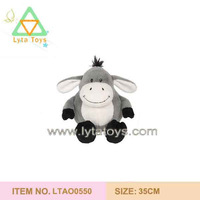 Lovely Plush Baby Fat Donkey