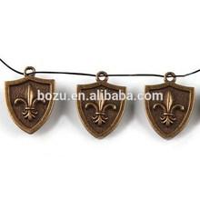 Decorative Europe antique bracelet charm