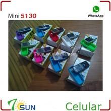 alibaba express celulares chinos Mini 5130 Doble Sim Con Whatsapp