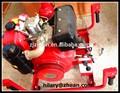 Diesel portátil bomba de água de fogo / Diesel bomba de incêndio com motor de 13 HP