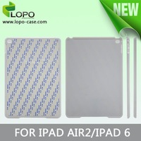 Plastic Sublimation case for ipad air 2