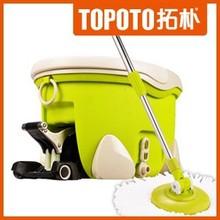 L010 SS Basket Magic Spray Mop