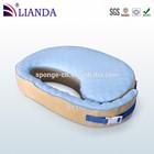 Blue Breastfeeding Pillow, Nursing Lactation Support NIP