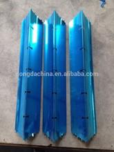 dongda grille light fixture unassembled aluminum reflector