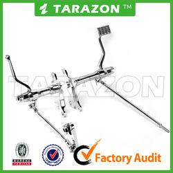 TARAZON brand new design polish alloy forward control harley and davidson parts
