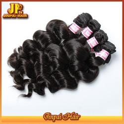 Wholesale High Feedbacks Virgin Brazilian Ocean Tropic Loose Hair Human Hair Jp Hair