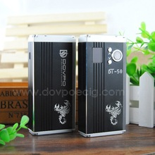 Alibaba china suppliers wholesale vaporizer pen e cigarette 50w Dovpo DT-50