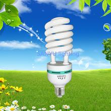 100% tri-phosphor CFL energy light lamp save energy lamp 85w half spiral bulb