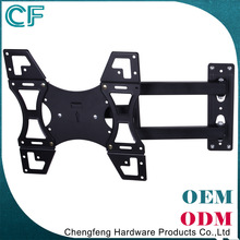 """Cast Rail Steel 32""""---55"""" Rotate Tv Wall Mount With Dvd Bracket"""