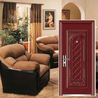 best profile steel safety door fan