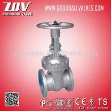 cast steel rising stem gate valve 10''