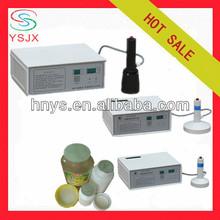 Plastic or glass bottle manual induction aluminum foil sealer