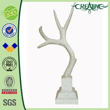 27 inch New Design Resin Artificial Deer Antlers