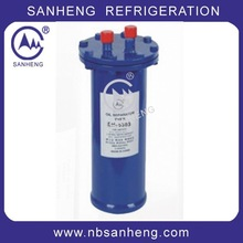 High Quality Flanged Oil Separators for Refrigerator SH 5306