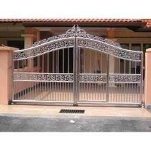 2014 newest style iron gate door prices/ door design / iron door