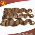 mel loira curta tecer brasileira ondular o cabelo extensões
