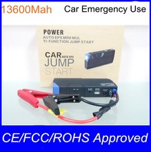 Special Gifts 12v 13600Mah Jump Starter Multi-function Car Emergency Tool Kit