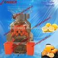 Industrial sumos de laranja/laranja auto máquina de suco