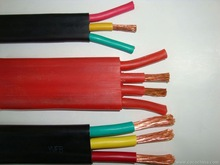 waterproof underground electric cable