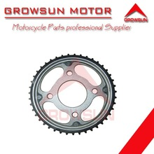 Rear Sprocket for Honda Titan150 Cargo150 Motorcycle with CBF150 150cc Engine Chinese Motorcycle Aftermarket Spare Parts