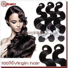 Beamyshair sexy girl peruvian remy hair top grade high quality kbl peruvian hair