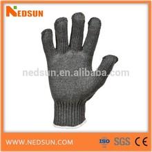 Coal mining use cotton gloves making machine