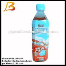 Designer Best Selling Heat Shrink Cola Label