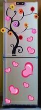 Wholesale fridge sticker, vinyl fridge stickers at factory price