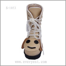 fashion cute paws shoe /footwear shoes wholesale shoes /doll shoes for 18 inch dolls