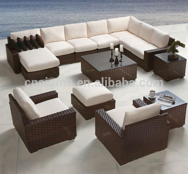 rattan divano per esterni e mobiliin rattan-Divani da ...