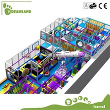 plush unique business amusement playground with basketball hoop