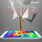HUYSHE Wholesale cell phone accessories for samsung galaxy s5 tempered glass screen protector for samaung galaxy s5