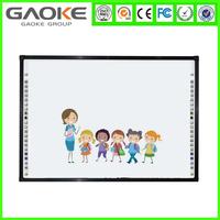 Interactive whiteboard virtual touch screen school writing board